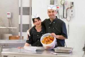 Mireille & Bruno, artisans nougatiers en Provence