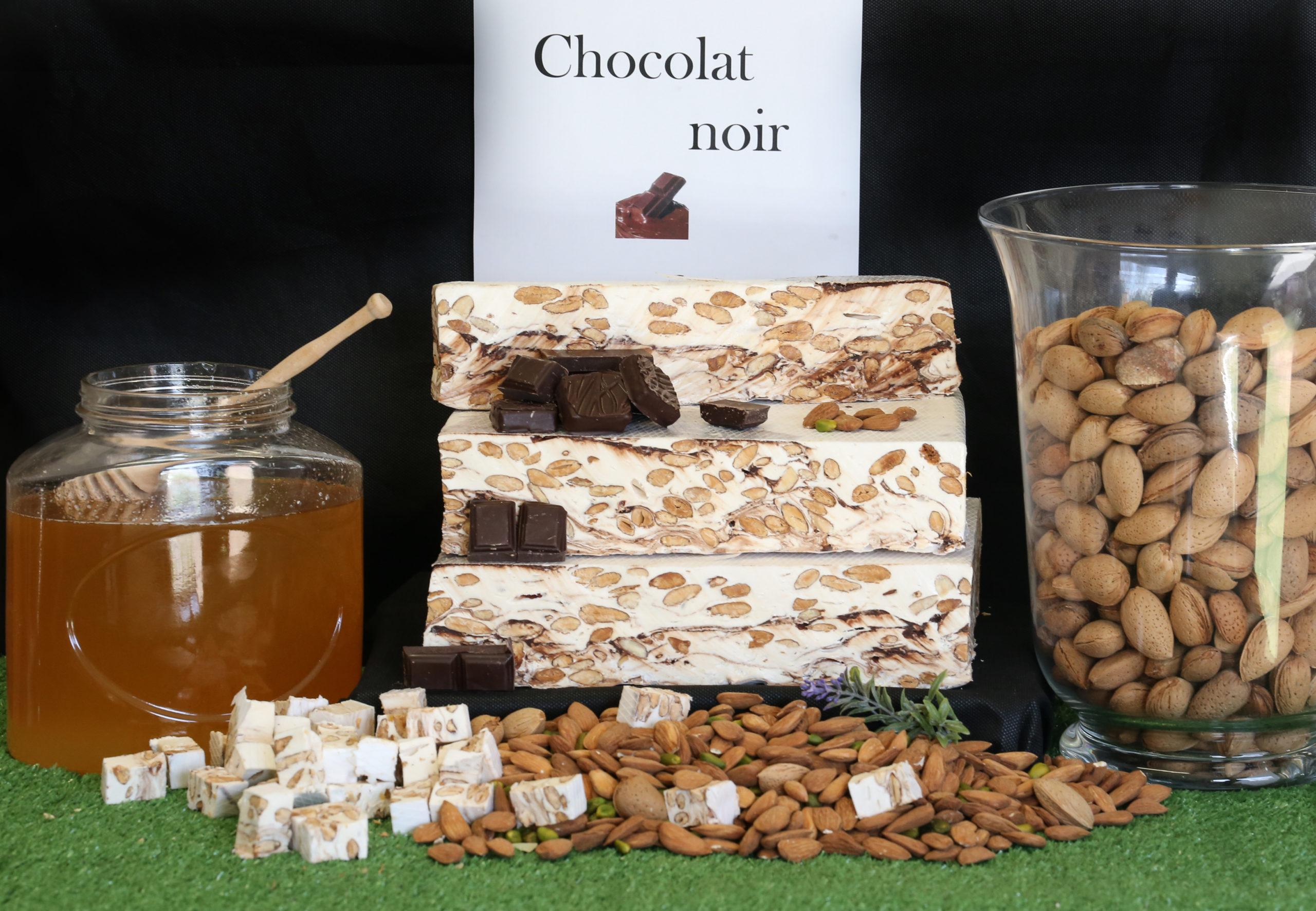 nougat_chocolat_laurmar_miel_lavande_igp_provence